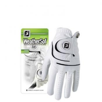 FootJoy Men's & Women's WeatherSof Golf Gloves