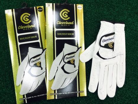 高爾夫 手套 Cleveland Golf CGG1311 男用 超細纖維 柔軟 透氣