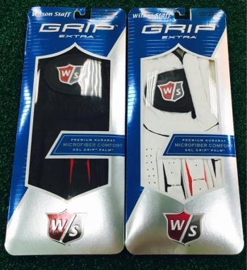 高爾夫 wilson staff GRIP 手套 合成皮革