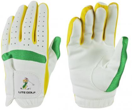LITE 兒童手套 #LG-05 ,黃 手套(一雙)