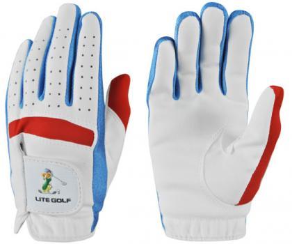 LITE 兒童手套 #LG-05 ,藍 手套(一雙)