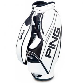 【飛揚高爾夫】Ping 5孔桿袋(CB-U191) ,白 #PI19A510601 (JV) 球袋