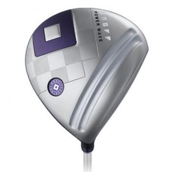 【飛揚高爾夫】 '19 ONOFF 一號木桿 ,碳身LP-419D ,女用(日規) (白色桿身特注版) 1號木桿